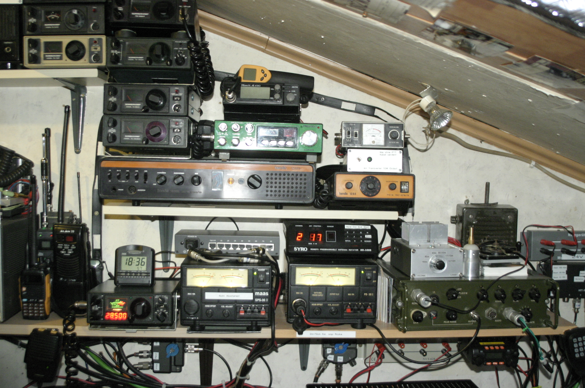 My Ham radio Station | DC2WK Blog