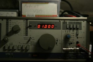 One Tone Test 1KHz